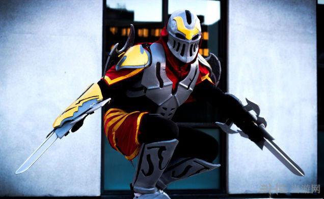 英雄联盟精美cosplay 超高还原度令人欣喜不已