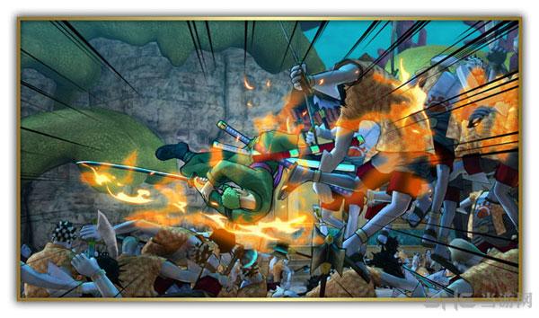 《海贼无双3》日版将于2015年3月26日正式发售中文版将...