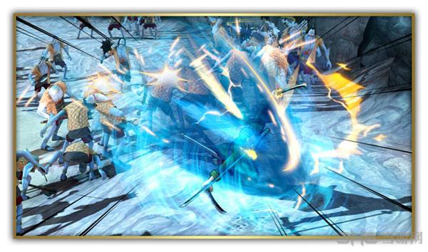 海贼无双3游戏截图2