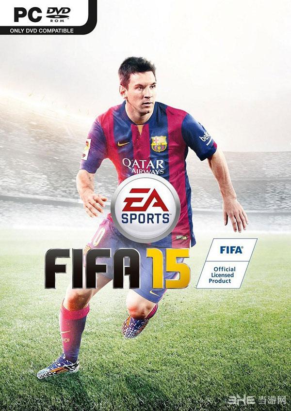 FIFA15游戏封面1