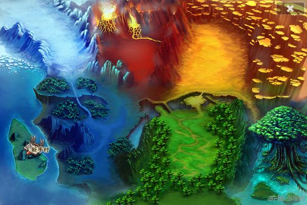 幻境勇士电脑版截图2