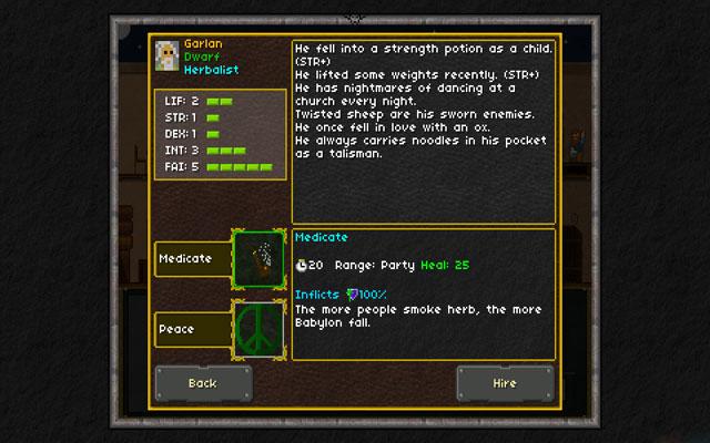 像素英雄:字节与魔法截图3