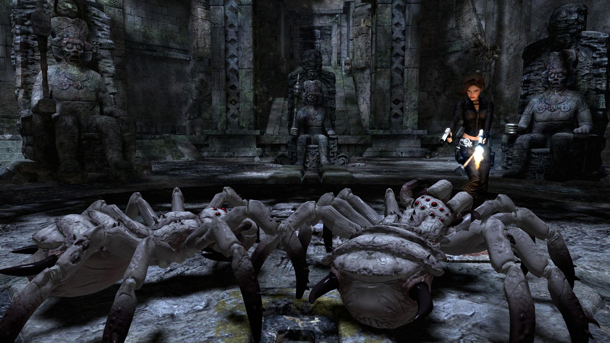 古墓丽影8地下世界游戏高清截图欣赏