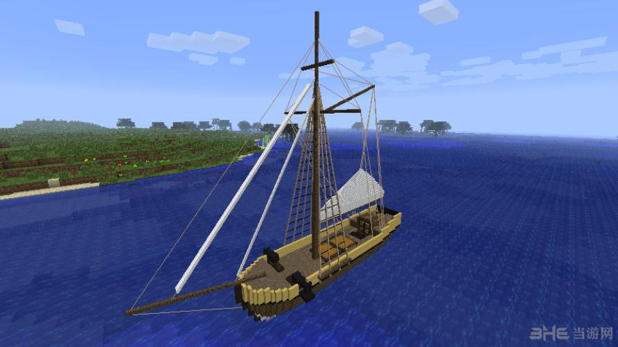 叠双头小船的步骤图片
