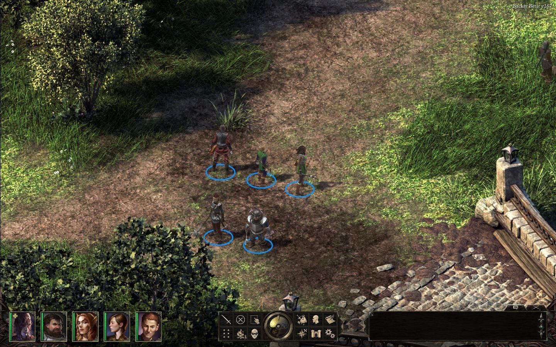 永恒之柱游戏高清截图第三弹 传统复古RPG