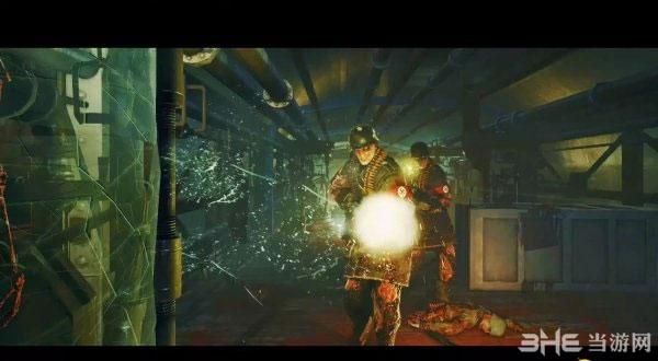 僵尸军团三部曲游戏画面