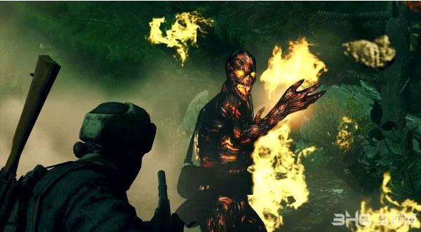 僵尸军团三部曲火恶魔