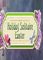 复活节假日纸牌