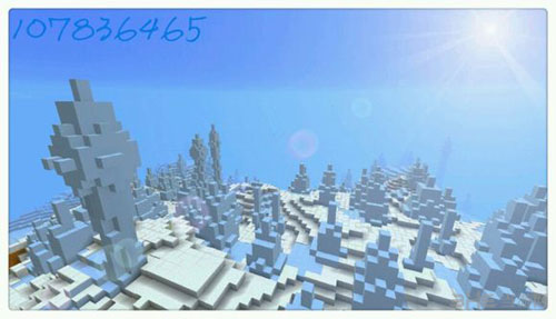 我的世界雪地代码和雪地村庄种子大全3