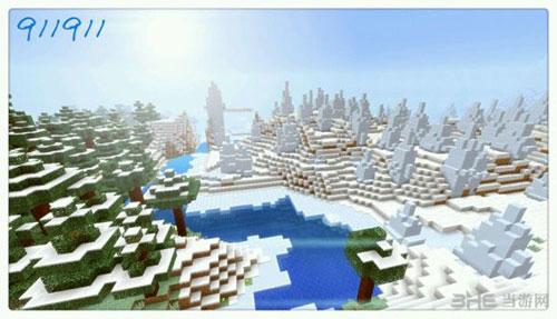 我的世界雪地代码和雪地村庄种子大全2