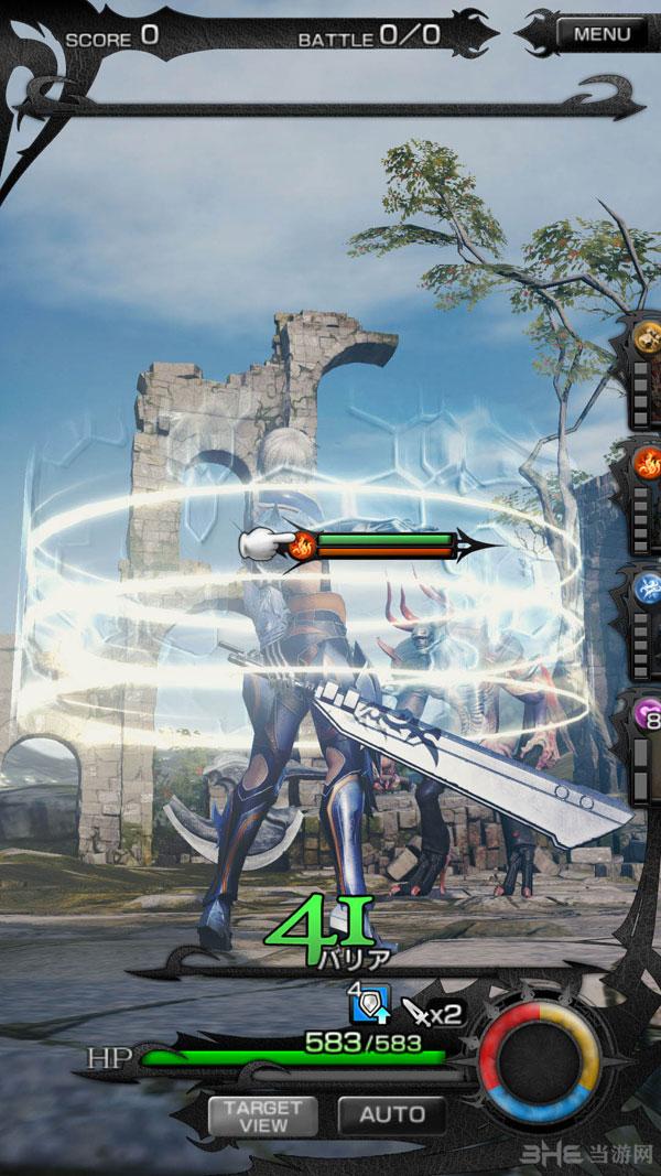 Mevius最终幻想最新截图5
