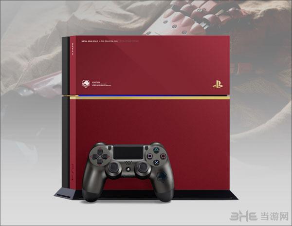 合金装备5幻痛主题PS4截图