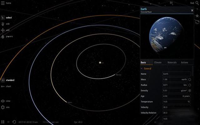 宇宙沙盘2截图1