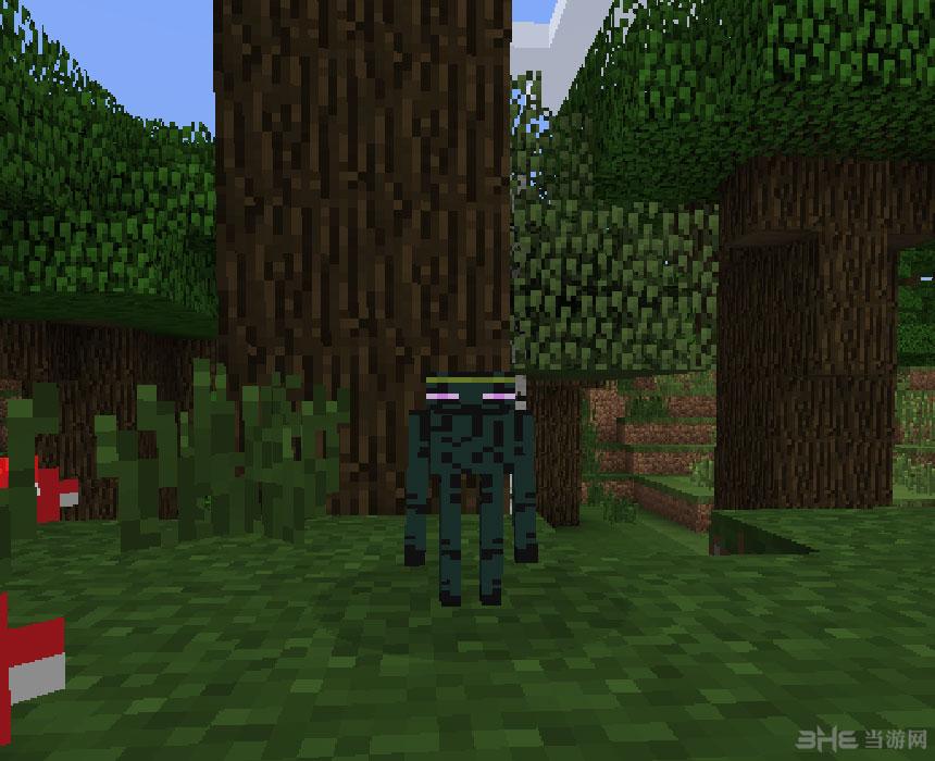 我的世界1.7.10末影动物园mod