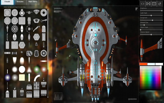 无厘头太空战役2截图0