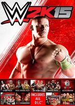 ����ְҵˤ������2K15(WWE 2K15)���1����+ȫDLC�����ƽ��