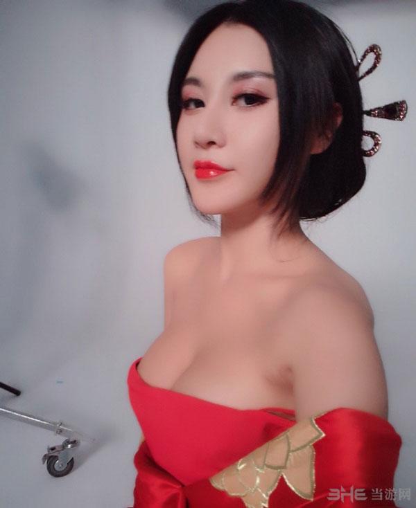 中国乳神樊玲貂蝉性感图片放出