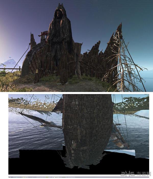 巫师3狂猎游戏开发截图1
