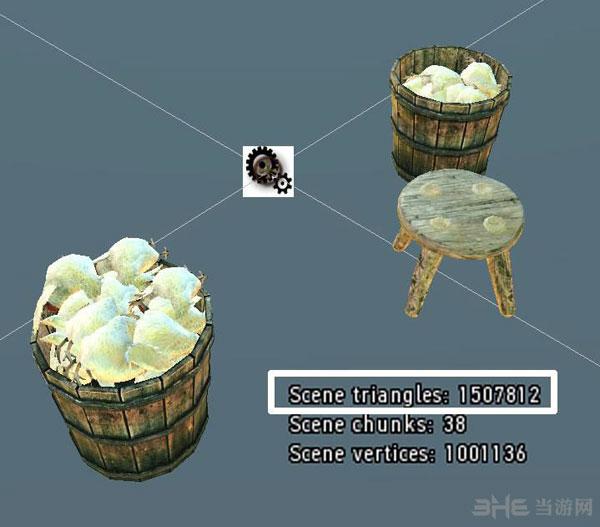 巫师3狂猎游戏开发截图2