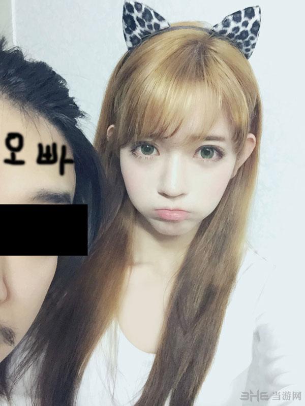 韓國女孩顏值逆天 清純女孩yurisa微博私照令人著迷圖片