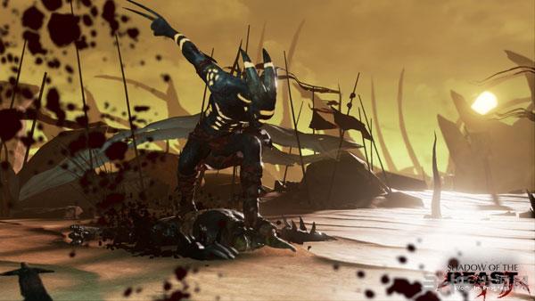 野兽之影游戏截图4