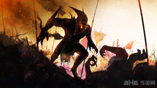 野兽之影游戏截图1