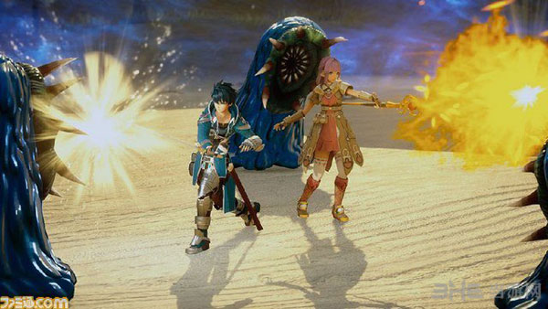 《星之海洋5忠诚与背叛》最新截图赏 特殊的魔法让人向往