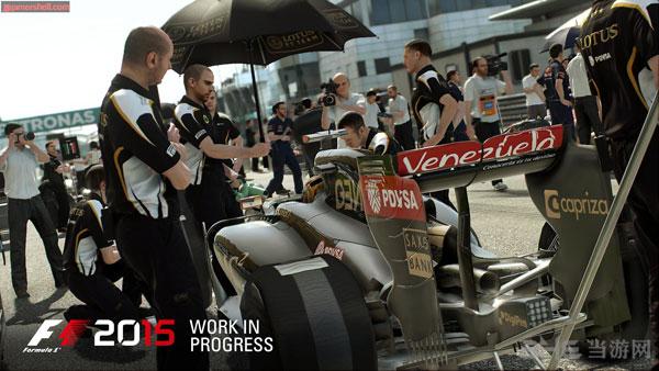 F1 2015截图4