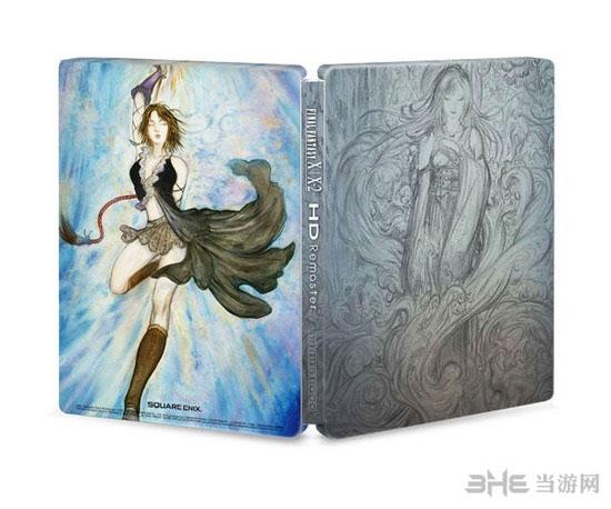 最终幻想10高清合集铁盒版