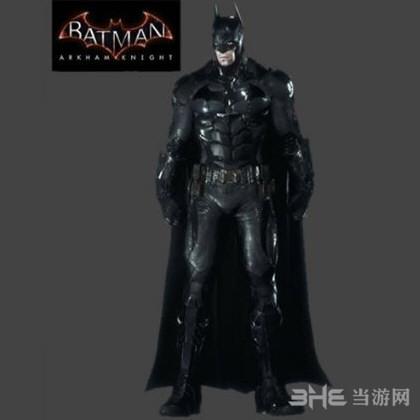 蝙蝠侠阿卡姆骑士手办