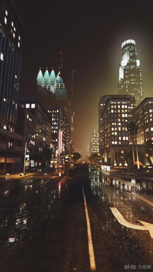 侠盗猎车5高清游戏截图视觉效果媲美现实照片2