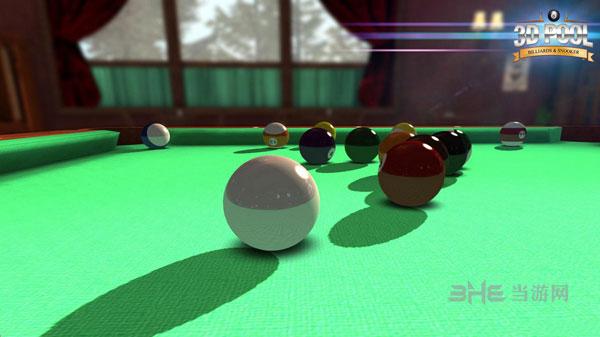 3D桌球:台球与斯诺克截图3