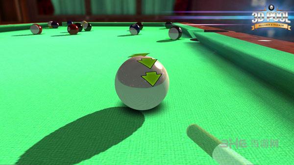 3D桌球:台球与斯诺克截图4