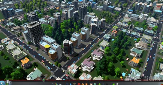 城市:天际线超级大学MOD截图0