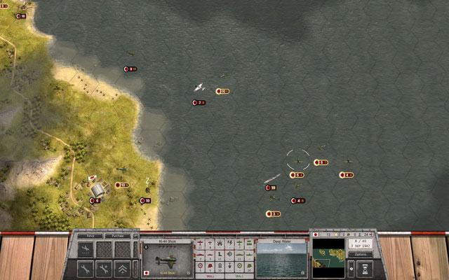 战斗命令:太平洋截图2