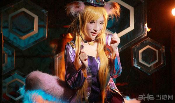下面就让我们一起看看九尾妖狐阿狸最新cosplay