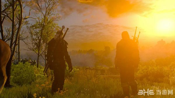 巫师3狂猎PS4偷跑版截图3