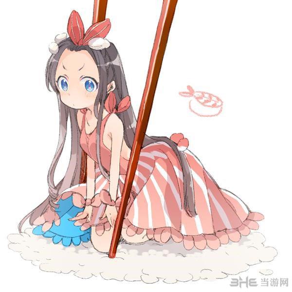 日本漫画家手绘软萌寿司拟人萌图欣赏
