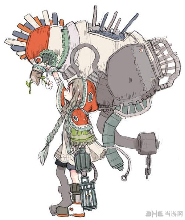日本漫画家手绘软萌寿司拟人萌图欣赏 万物皆可娘
