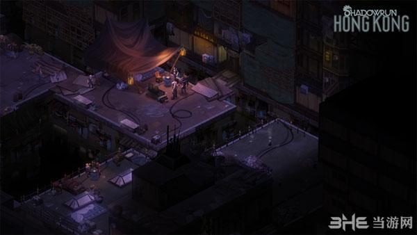 暗影狂奔香港截图3