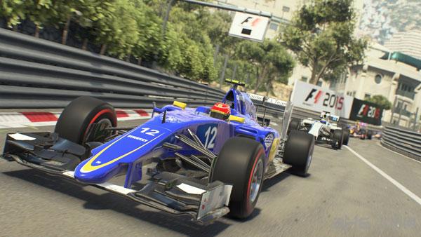 F1 2015截图3