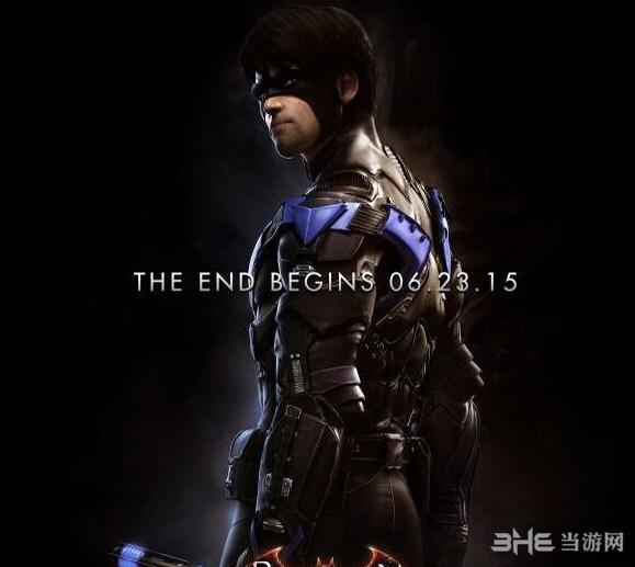 蝙蝠侠阿卡姆骑士宣传图1