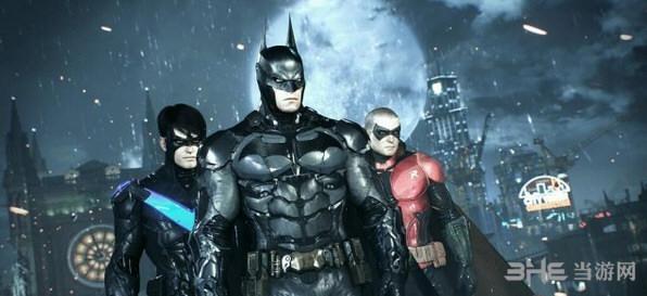 蝙蝠侠阿卡姆骑士宣传图5