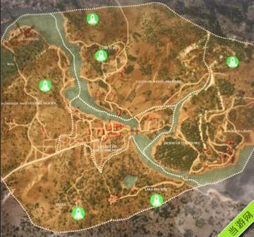 巫师3狂猎各地图魔力之所位置大全