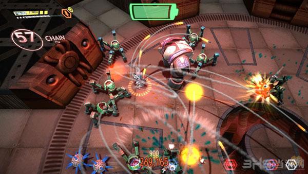 卡图斯进击的机器人截图1