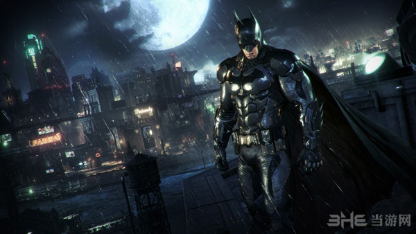 蝙蝠侠阿卡姆骑士季卡截图1