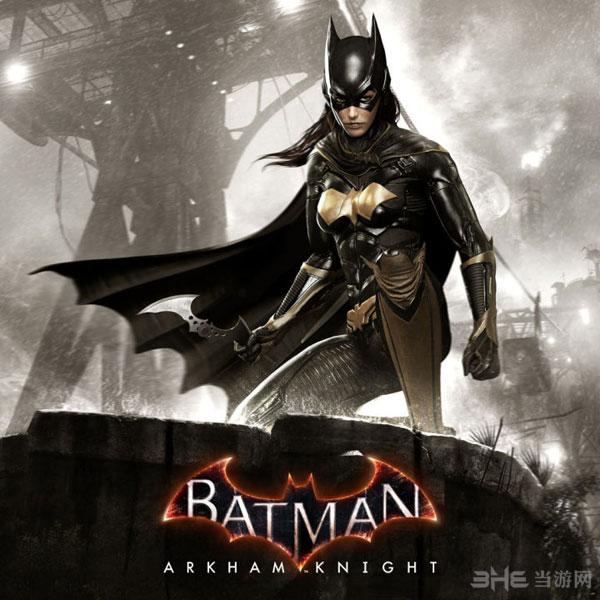 蝙蝠侠阿卡姆骑士季卡截图2