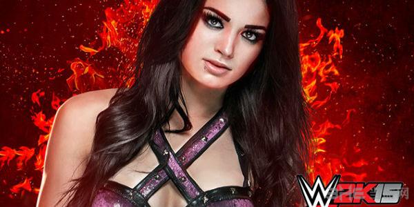 WWE2K15游戏截图1