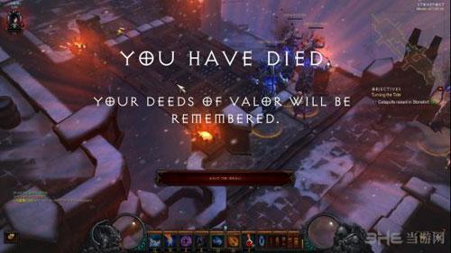 暗黑破坏神3夺魂之镰死亡模式