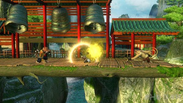 功夫熊猫游戏截图2